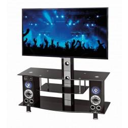 TV staliukas RTV-21, 80/40/50 cm, juoda