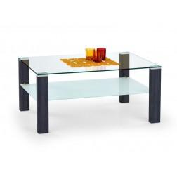 Kavos staliukas SIMPLE, 100/60/55 cm, ruda
