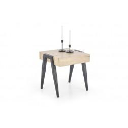 Kavos staliukas SPOT, 50/50/50 cm, medis