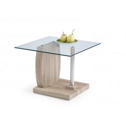 Kavos staliukas SUSAN, 60/60/45 cm, medis