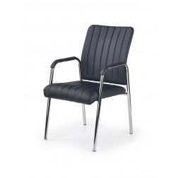 Biuro kėdė VIGOR, 53/58/92/46 cm, juoda