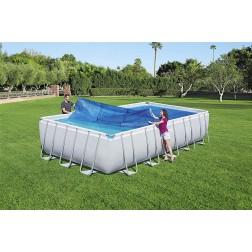 Bestway baseino burbulinė uždanga 6,71m/7,32 x 3,66m
