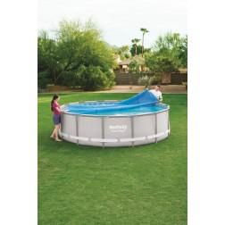 Bestway baseino burbulinė uždanga 4.27m