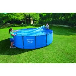 Bestway baseino burbulinė uždanga 4.88m/ 4.57m