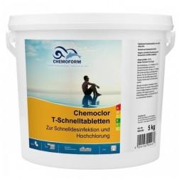 Lėto tirpimo chloro tabletės Chemoform 5kg