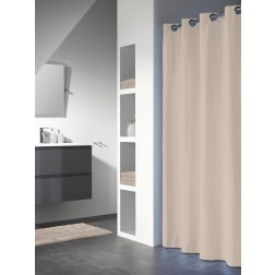 Sealskin Coloris įvairių spalvų vonios užuolaidos (medvilnė) (180x200)