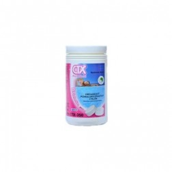 Chloro lėtai tirpstančios tabletės CTX-350 1kg 20gr.tab.