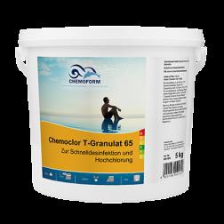 Greitai tirpstantis chloras granulėmis, Chemoform 5 kg