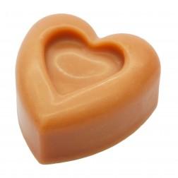 "Natūralus muilas ""Ylang Ylang"", širdelės forma – 50g."