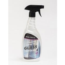 Stiklinių paviršių valymo priemonė - vonios valiklis, 650 ml