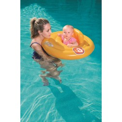 """Step a"" trigubas plaukimo ratas kūdikiams Bestway Φ69cm Triple Ring Baby Seat Step A"