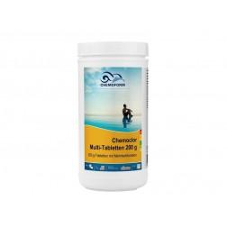 Lėto tirpimo multitabletės Chemoform 1kg po 200gr.