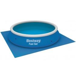 Baseino paklotas 4.88x4.88m Bestway