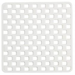 Vonios kilimėlis Sealskin Doby, 50x50 cm, baltas
