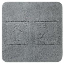 Sealskin Man & Woman vonios kilimėlis (60x60, 60x100)