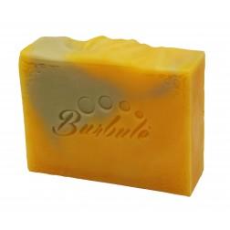 """Natūralus skutimosi muilas praturtintas vitaminu E """"Shave"""" - 100g."""
