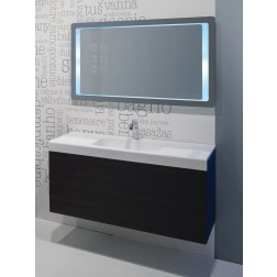 Vonios Kambario LED Veidrodis AQUILA 950x700