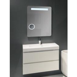 Vonios Kambario LED Veidrodis LYBRA 600x800