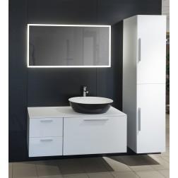 Vonios Kambario LED Veidrodis STARLIGHT 1000x600