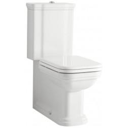 Kombi WC Waldorf pastatomas unitazas su nuleidimo mechanizmu