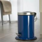 Šiukšliadėžė Sealskin Acero, mėlyna, 3 l