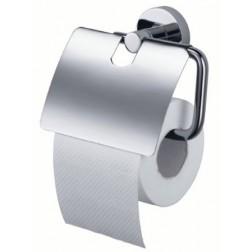 Kosmos Chrome WC popieriaus laikiklis su dangteliu