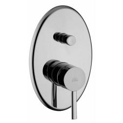 Paffoni serijos BERRY dušo kabinos maišytuvas BR015