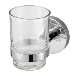 PRO2000 vienguba stiklinė su laikikliu