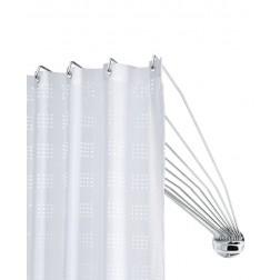 Umbrella dušo užuolaidos karnizas