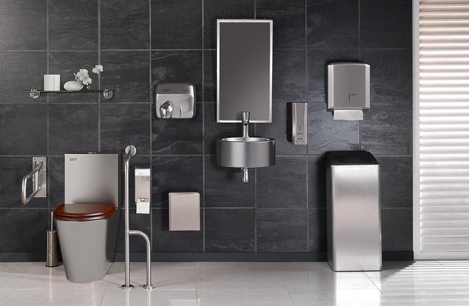 Mediclinics komerciniai tualeto aksesuarai