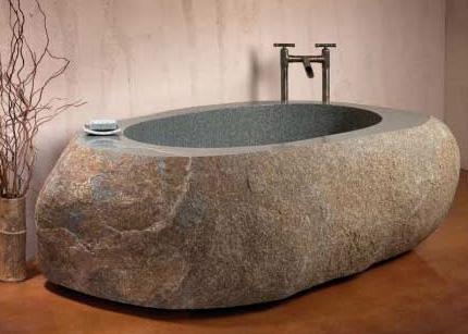 Akmeninės vonios